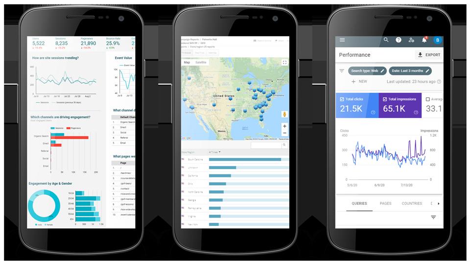 golf analytics, golf data