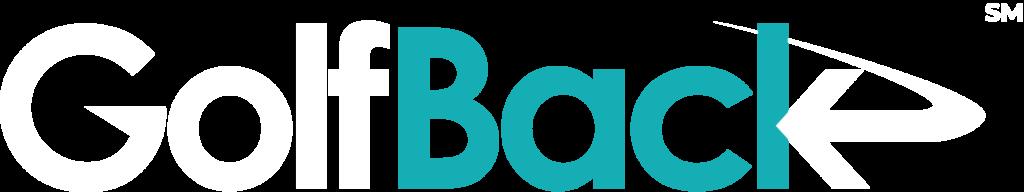golfback logo